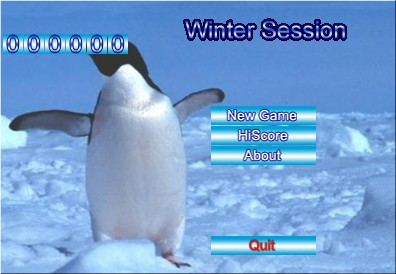 Change It - Winter Session